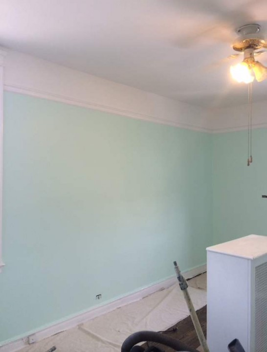 Before & After Interior Painting in Syosset, NY